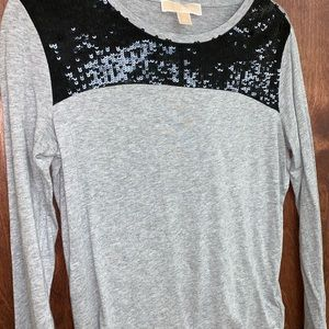 Michael Kors Long Sleeve Tee
